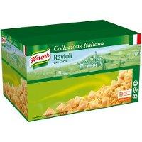 Knorr Ravioli con Carne Pasta rellena Caja 3 Kg