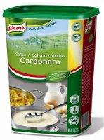 Knorr Salsa Carbonara para pastas deshidratada bote 1kg