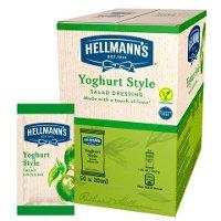 Monoporciones ensalada Hellmann's Yogur. Sin Gluten