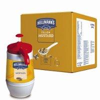 Mostaza Hellmann's Dispensador 2,5KG