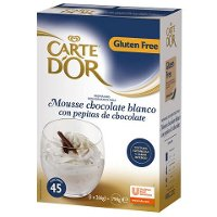 Mousse Chocolate Blanco con Pepitas Carte d'Or 45 raciones