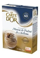 Mousse Praline de Avellana Carte d'Or 60 raciones