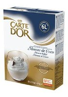 Mousse sabor Coco Carte d'Or 60 raciones