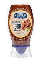 Salsa Barbacoa Hellmann's bocabajo 250ml