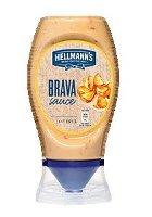 Salsa Brava Hellmann's bocabajo 250ml Sin Gluten
