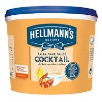 Salsa Cocktail Hellmann's cubo 3L