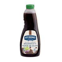Salsa para ensalada Hellmann's de vinagre Balsámico botella 1L