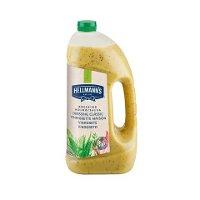 Salsa para ensalada Hellmann's Vinagreta botella 3L