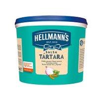 Salsa Tártara Hellmann's cubo 3L Sin Gluten