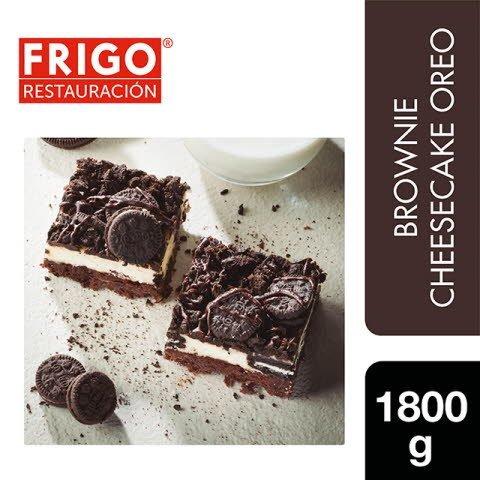 Brownie Cheesecake Oreo Frigo Restauración 1,8Kg -