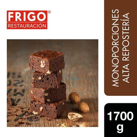 Brownie con Nueces Frigo Restauración 1,7Kg -