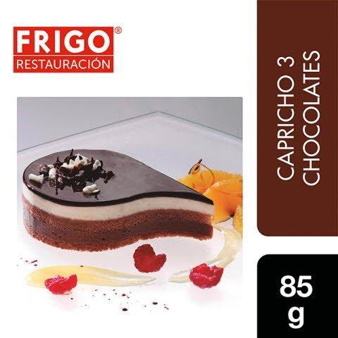 Capricho 3 Chocolates Frigo Restauración 85gr -