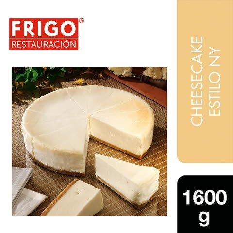 Cheesecake Estilo New York Frigo Restauración 1,6Kg -