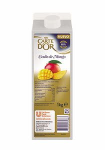 Coulis Mango Carte d'Or brik 1Kg