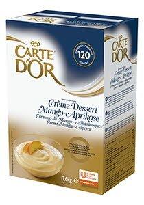 Cremoso de Mango Carte d'Or deshidratado. 120 raciones -