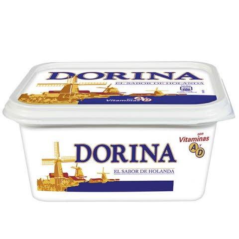 Dorina Margarina para untar tarrina 1kg -