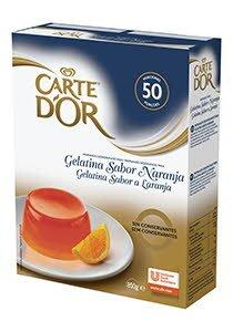 Gelatina Naranja Carte d'Or 50 raciones