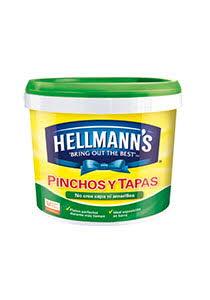 Hellmann's Mayonesa Pinchos y Tapas 5L
