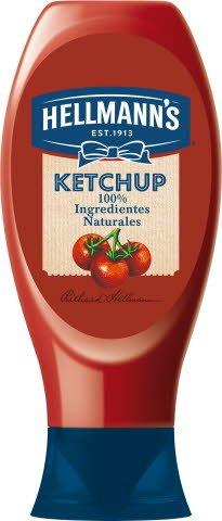 Ketchup Hellmann's bocabajo 486g