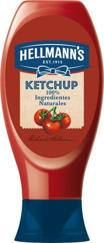 Ketchup Hellmann's bocabajo 486g Sin Gluten