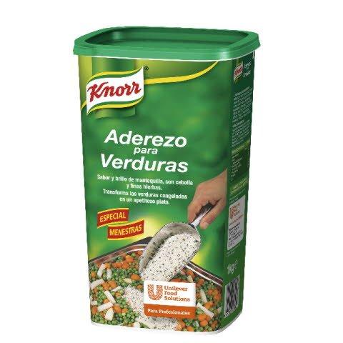 Knorr Aderezo para Verduras deshidratado bote 1Kg