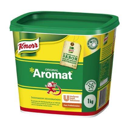 Knorr Aromat sazonador deshidratado bote 1Kg