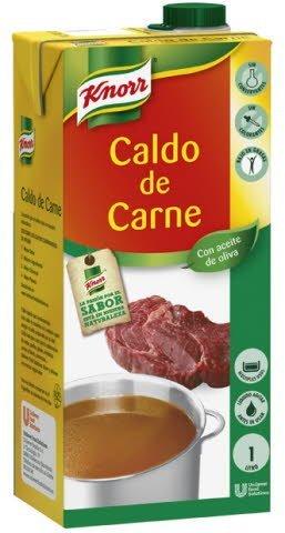 Knorr Caldo de Carne líquido Brik 1L -