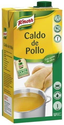 Knorr Caldo de Pollo líquido Brik 1L