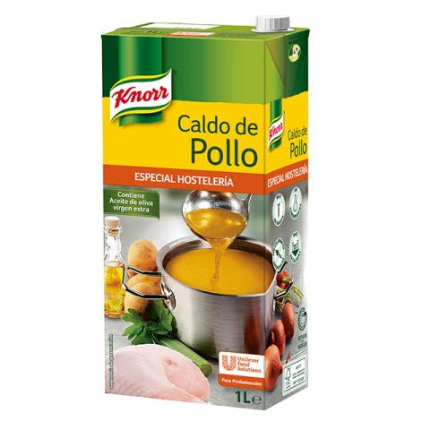Knorr Caldo de Pollo líquido Brik 1L -