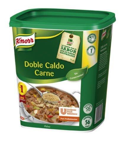 Knorr Caldo Doble Carne deshidratado bote 1Kg