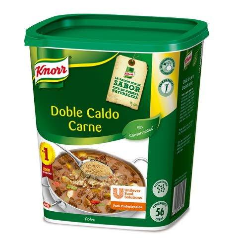 Knorr Caldo Doble Carne deshidratado bote 900gr