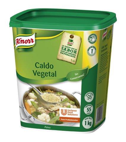 Knorr Caldo Vegetal deshidratado bote 1kg