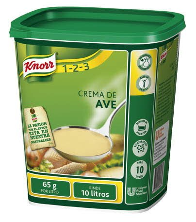 Knorr Crema de Ave deshidratada bote 650g
