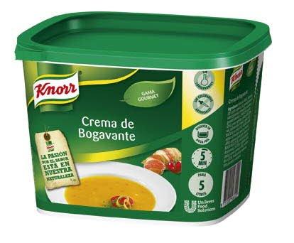 Knorr Crema de Bogavante deshidratada bote 375g