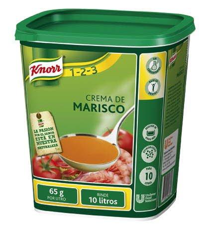 Knorr Crema de Marisco deshidratada bote 650g
