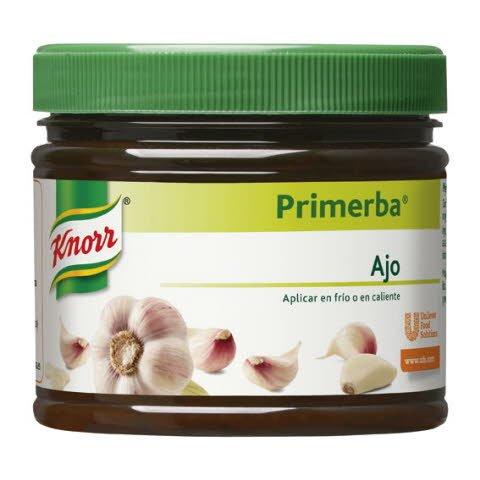 Knorr Primerba de Ajo bote de 340g Sin Gluten -