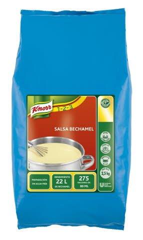 Knorr Salsa Bechamel en frío deshidratada bolsa 2,5Kg