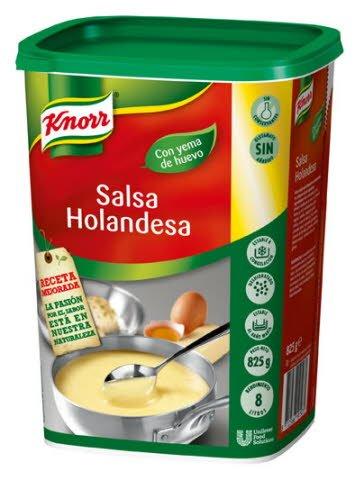 Knorr Salsa Holandesa deshidratada bote 825g