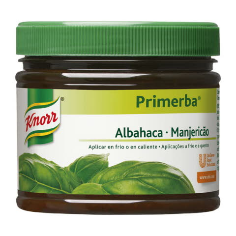 Knorr Sazonador Primerba de Albahaca 340Gr