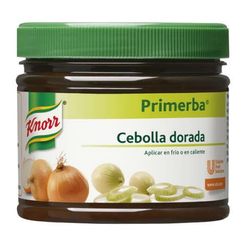 Knorr Sazonador Primerba de Cebolla Dorada 340Gr