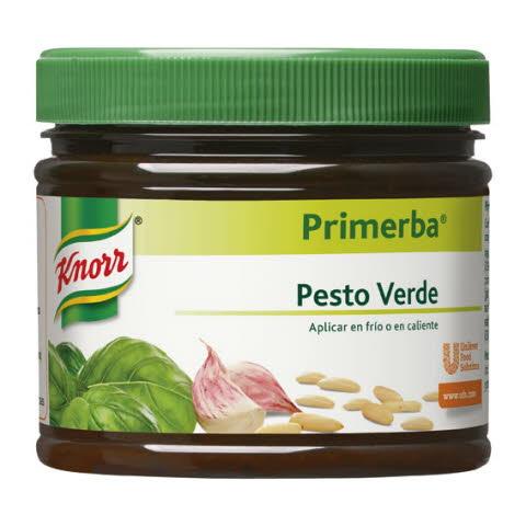 Knorr Sazonador Primerba de Pesto Verde 340Gr