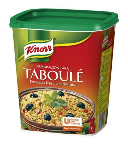 Knorr Taboule deshidratado Bote 625g