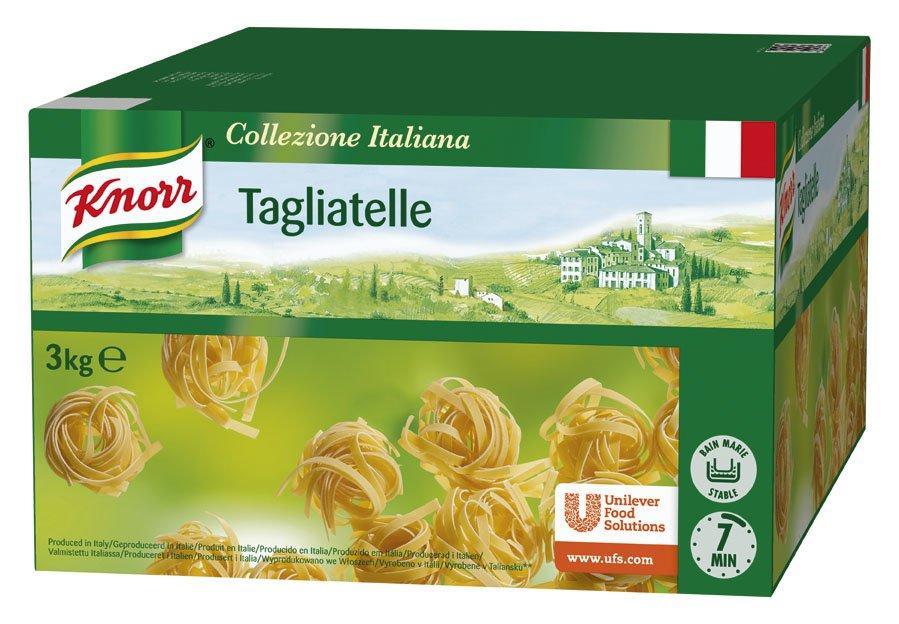 Knorr Tagliatelle Pasta Seca Caja 3 Kg