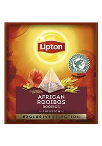 Lipton Infusión African Rooibos Caja 6 Est. de 25 Sobres