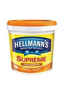 Mayonesa Hellmann's Gran Consistencia cubo 9L