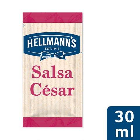 Monodosis ensalada Hellmann's Salsa César. Sin Gluten -