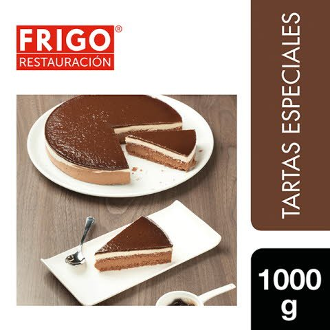 Mousse Tres Chocolates Frigo Restauración 950gr -