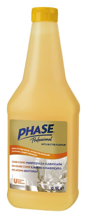 Phase Margarina líquida botella 0,9L