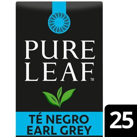 Pure Leaf Earl Grey 6x48g, Caja de 25 sobres