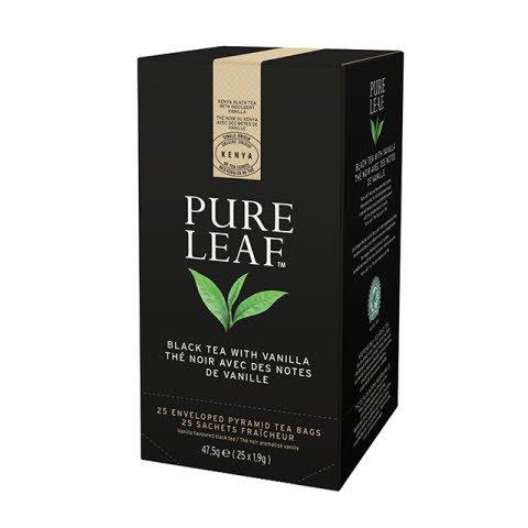 Pure Leaf Vanilla 6x48g, Caja de 25 sobres